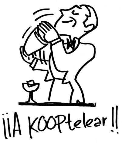 KOOPTELEAR